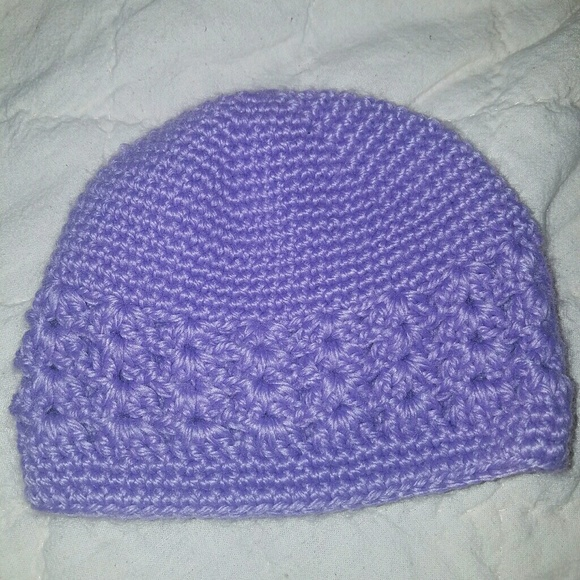 e774c981c Hand knitted baby hat